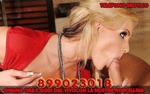 Telefono erotico milf